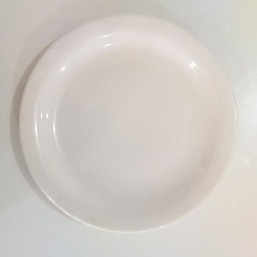 Prato Sobremesa 20cm Oxford.