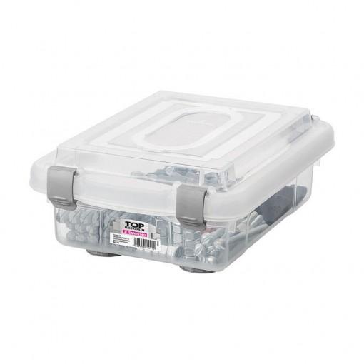 Caixa Organizadora, Plástico 1L Sanremo.