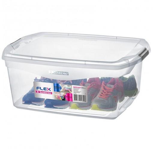 Caixa Organizadora, Plástica 48Lts Sanremo.