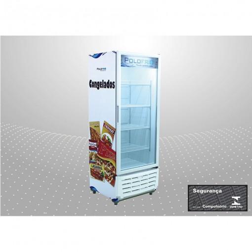 Visa cooler congelados 450L Linha 2503 | 2504 PoloFrio