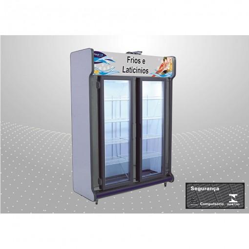 Conveniência premium 1,50 m Linha 2202 PoloFrio