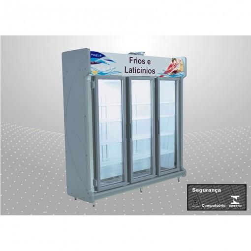 Conveniência premium 2,00 m Linha 2204 PoloFrio