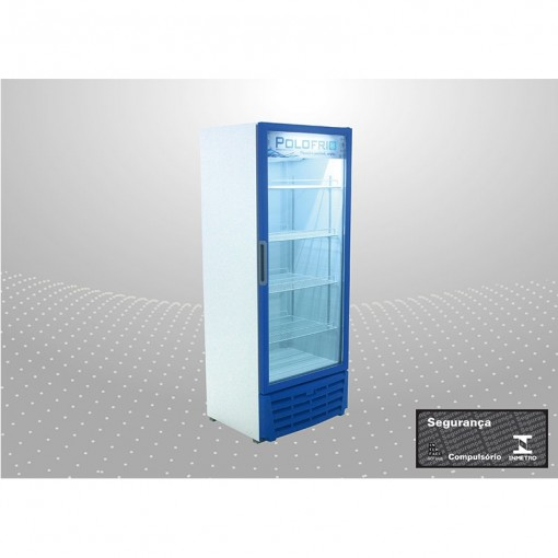 Visa cooler 450L Linha 2404 | 2405 PoloFrio