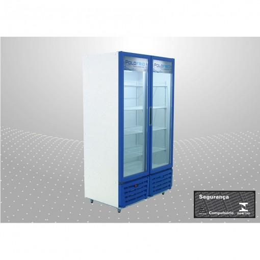 Visa cooler 830L Linha 2412 PoloFrio