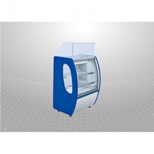 Balcão caixa premium 0,80 m Linha 6301 PoloFrio