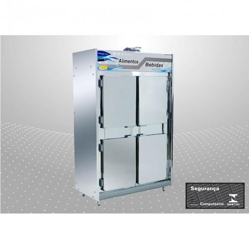 Geladeira comercial 4 portas Linha 4003 | 4004 PoloFrio